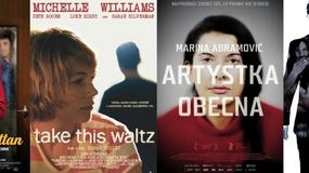 "Na co do kina? ""Paryż - Manhattan"", ""Marina Abramović: artystka obecna"" i ""Szybki cash"""