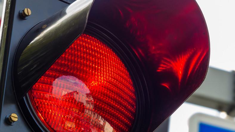 Czerwone światło