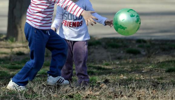 Dečja gumena lopta može da sadrži otrovne supstance