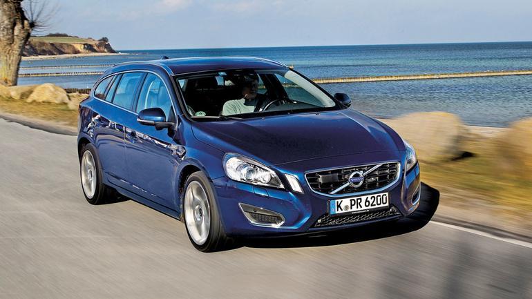 Volvo na dobrym kursie - test długodystansowy V60 D2 DRIVe