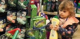 Córeczka Kasi Cichopek już pomaga jej w zakupach