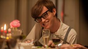 Oscary 2015: Stephen Hawking pogratulował Eddiemu Redmayne'owi