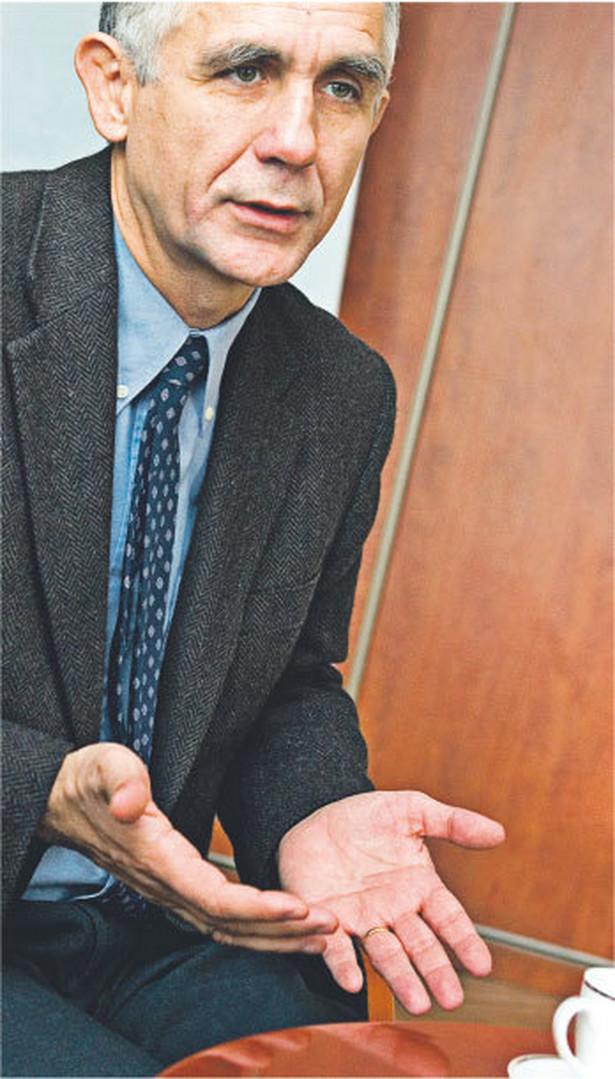 Maciej Grabowski, wiceminister finansów, odpowiedzialny m.in. za podatki Fot. Wojciech Górski