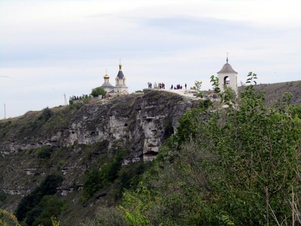 Skalna cerkiew, Stary Orgiejów
