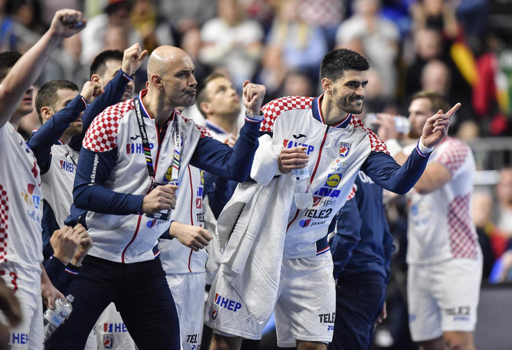 Rukomenta reprezentacija Hrvatske
