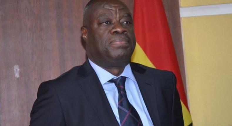 Ghana's Minister for Business Development, Dr Ibrahim Mohammed Awal