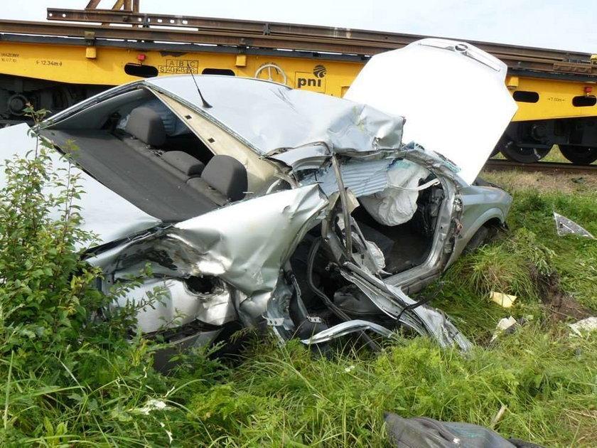 Dramat! 19-latkę zabił pociąg! FOTO