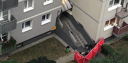 Tragedia w Zielonej Górze. Mężczyzna wypadł z 10. piętra bloku