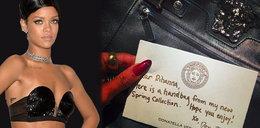 Świąteczne prezenty Rihanny