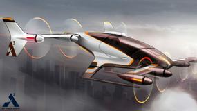 Airbus zapowiada latającą taksówkę jeszcze w tym roku