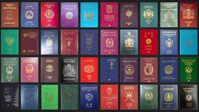 Najmocniejsze paszporty świata. Na którym miejscu jest Polska? [INFOGRAFIKA]
