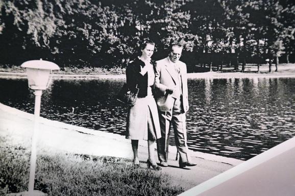 Tito i Jovanka u Karađorđevu