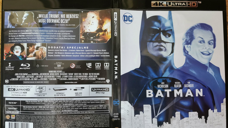 Batman remaster