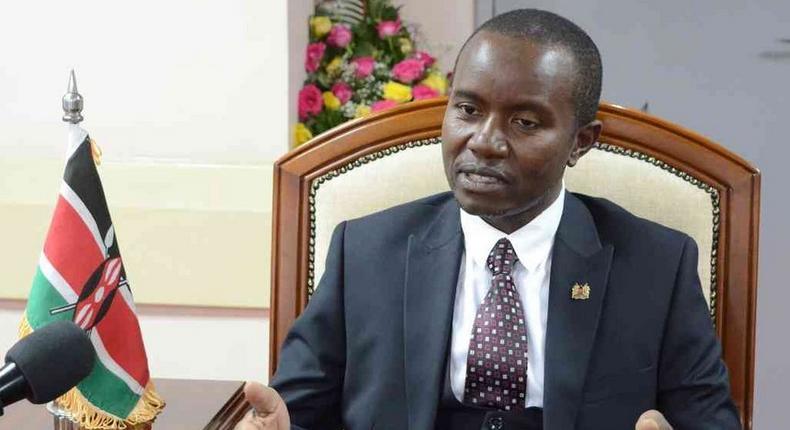 Outrage as CS Mucheru appoints dead man to plum gov't job