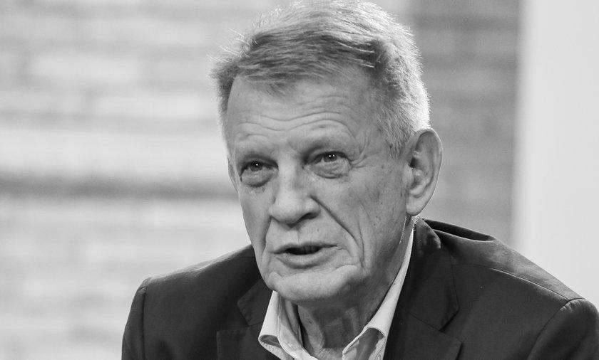 Bronisław Cieślak nie żyje.