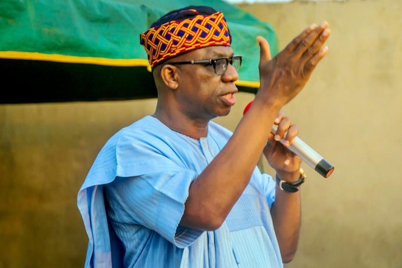 Dapo Abiodun is the new Ogun State governor