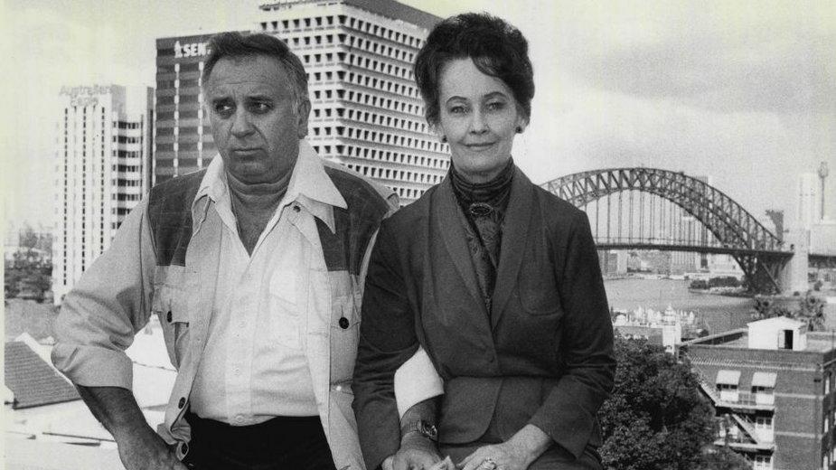 Ed i Lorraine Warren