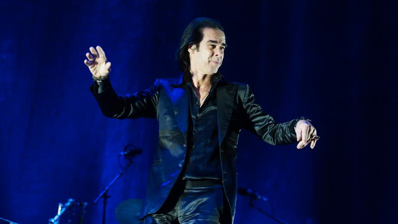 Nick Cave (fot. Monika Stolarska)