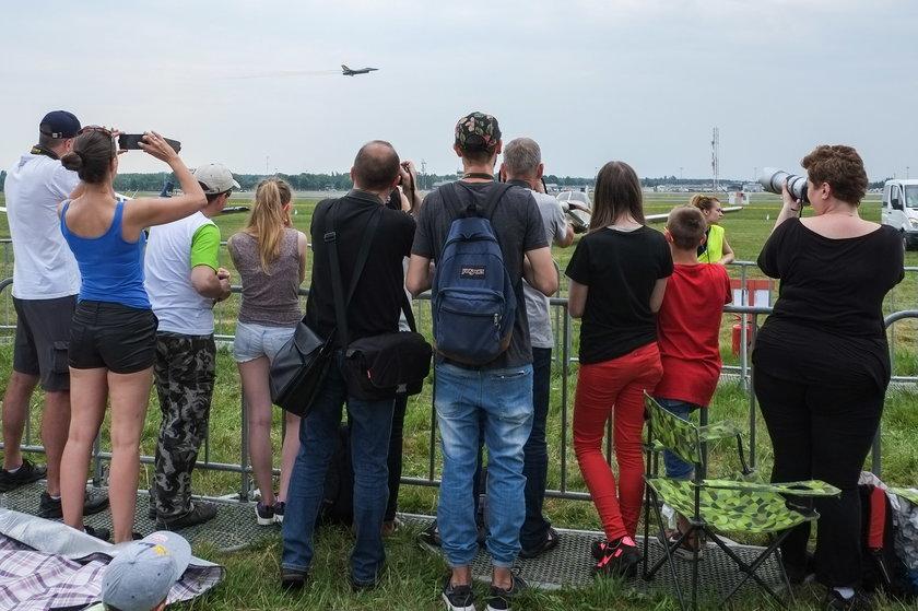 Aerofestival 2016 na poznańskiej Ławicy