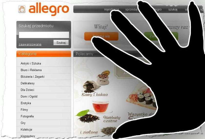 Masz konto na Allegro? Chcą cię okraść