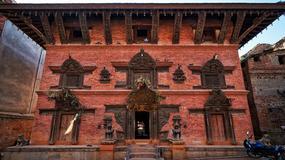 Tradycyjne domy w Nepalu odporniejsze na trzęsienia ziemi i piękniejsze