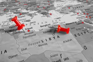 Wielka gra o wpływy w Libii