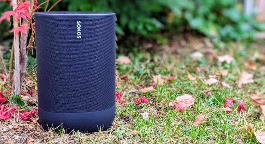 Sonos Move im Test: Der robuste Alleskönner