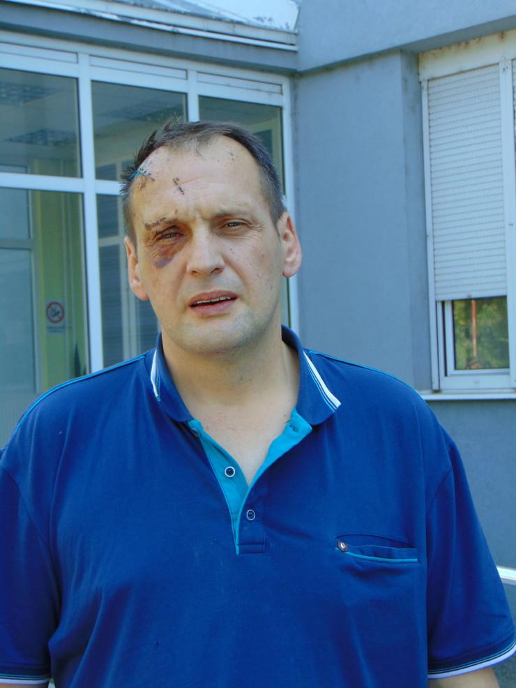 rudar Darko Petrovic se oporavlja od povreda foto Branko Janackovic