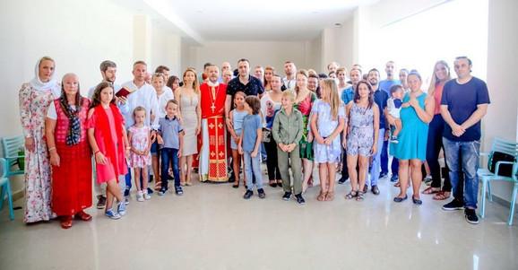 Srpska zajednica u Dominikanskoj Republici ima oko 300 članova