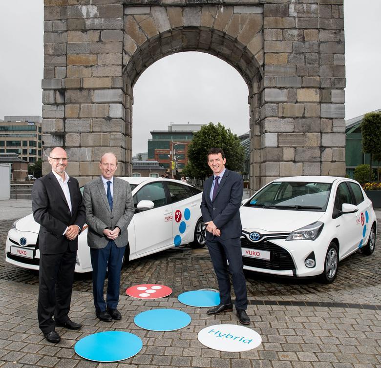 Toyota Car Sharing