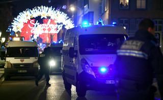 Strasburg po strzelaninie: Zabójca wciąż poszukiwany
