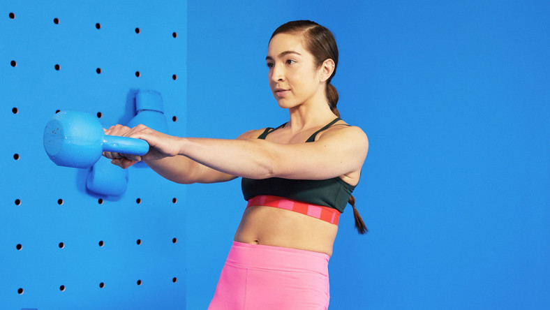 How To Do Kettlebell Swings The Right Way