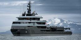Przerobili lodołamacz na luksusowy jacht. Zdjęcia ze środka zapierają dech
