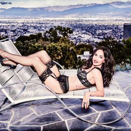 Megan Fox w reklamie bielizny. Aktorka wciąż jest seksowna!