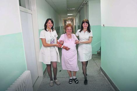 Požrtvovano osoblje sad lakše može da pomogne pacijentima