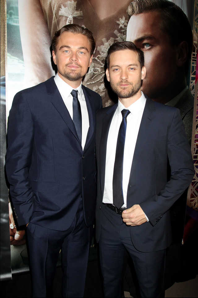 Celebrities who knew each other before they became famous: Leonardo DiCaprio and Tobey Maguire