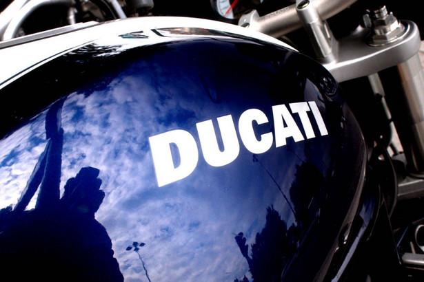 Audi, które należy do grupy Volkswagena, postanowiło przejąć firmę Ducati, włoskiego producenta motocykli.