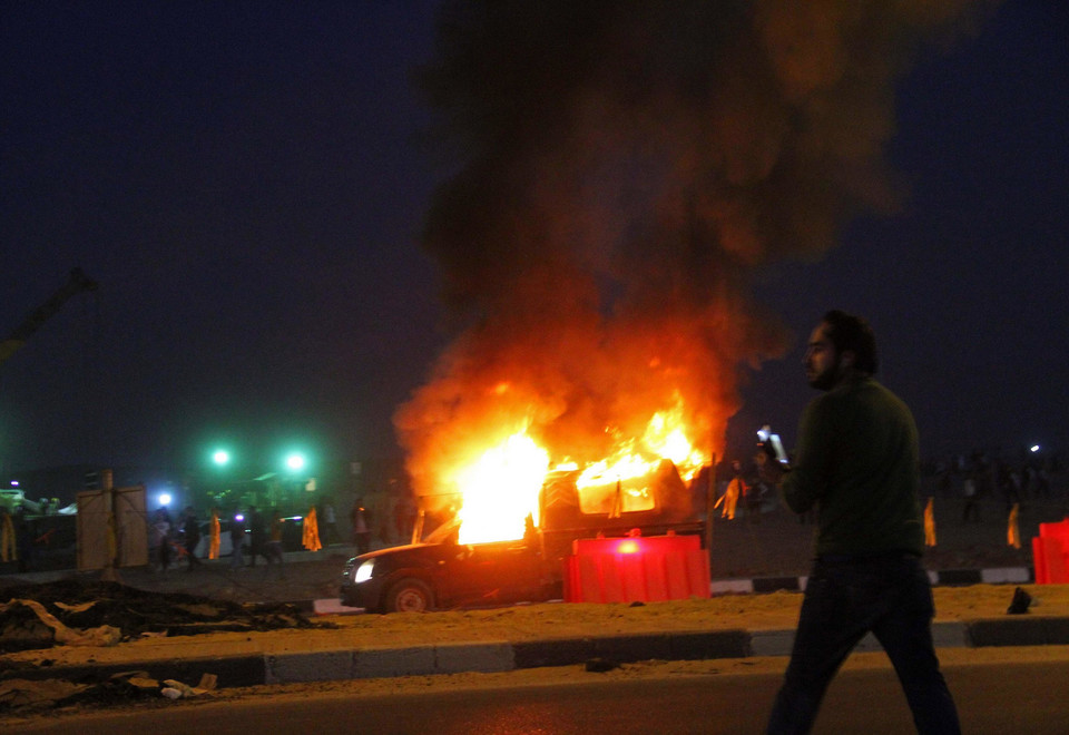 EGYPT - POLITICS CIVIL UNREST