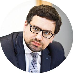 Mirosław Wróblewski dyrektor zespołu prawa konstytucyjnego i międzynarodowego w biurze rzecznika praw obywatelskich
