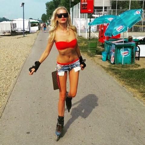 PRETERALA SA DIJETOM Kritikovali je da je anoreksična! FOTO