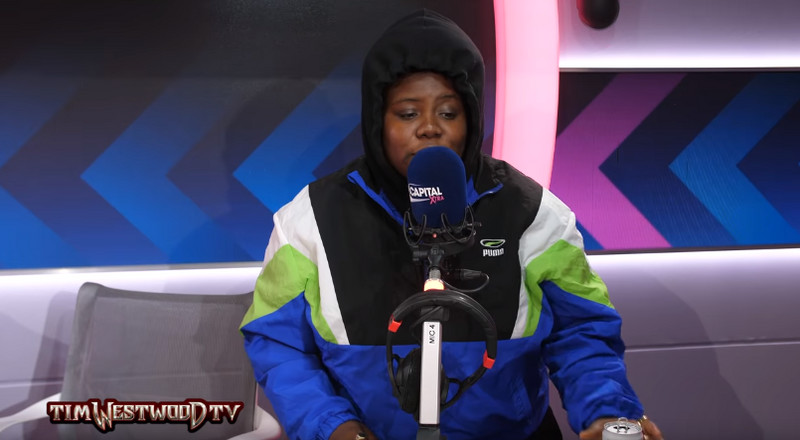 Watch brilliant Teni 'kill' 8-minute freestyle in the UK without breaks [Video]