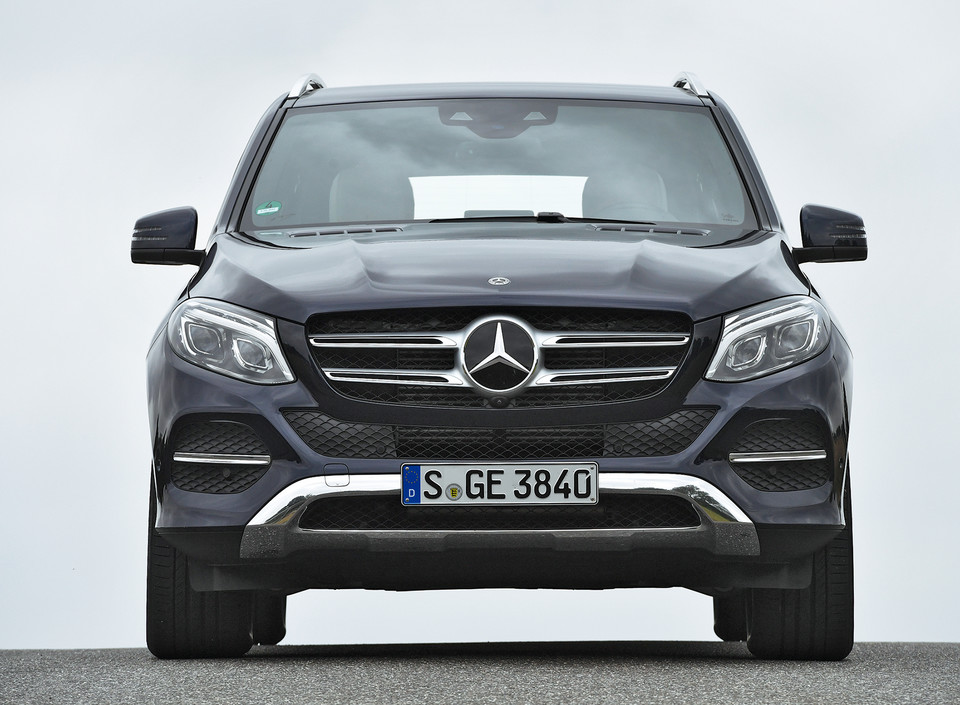 Mercedes GLE 350 d