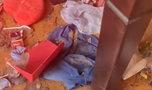 Melina zawalona śmieciami. FILM Z UKRYCIA