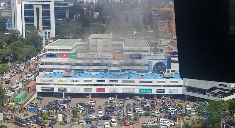 Popular city mall