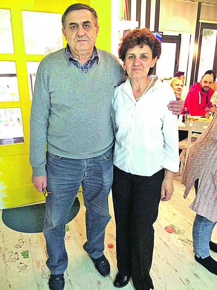 Petar i Marija Tadić