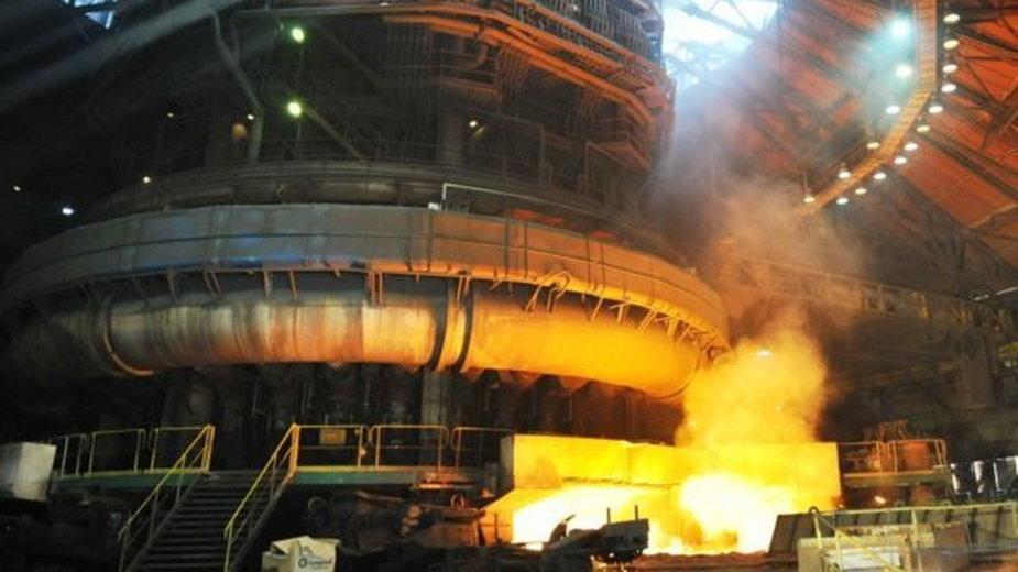 Wielki Piec. Fot. ArcelorMittal