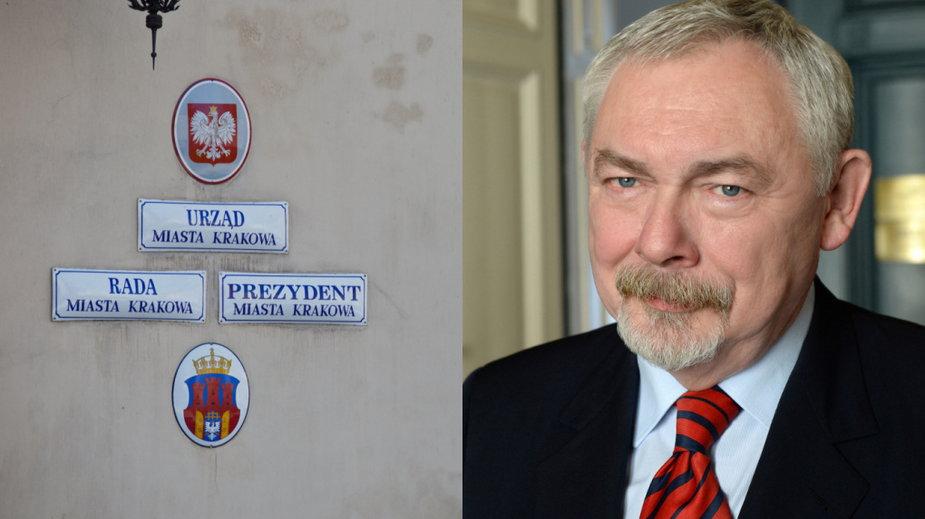 Prezydent Jacek Majchrowski nie chce ujawnić kto wpłacił 10 mln zł