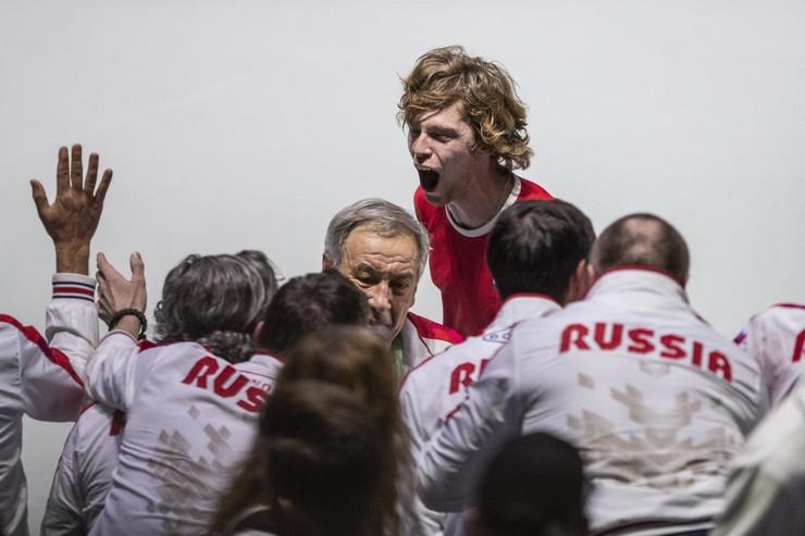 Teniska reprezentacija Rusije