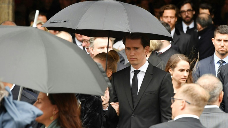 "Speculation is rife that Austria's former chancellor Sebastian Kurz might be implicated in the so-called ""Ibiza-gate"" scandal"