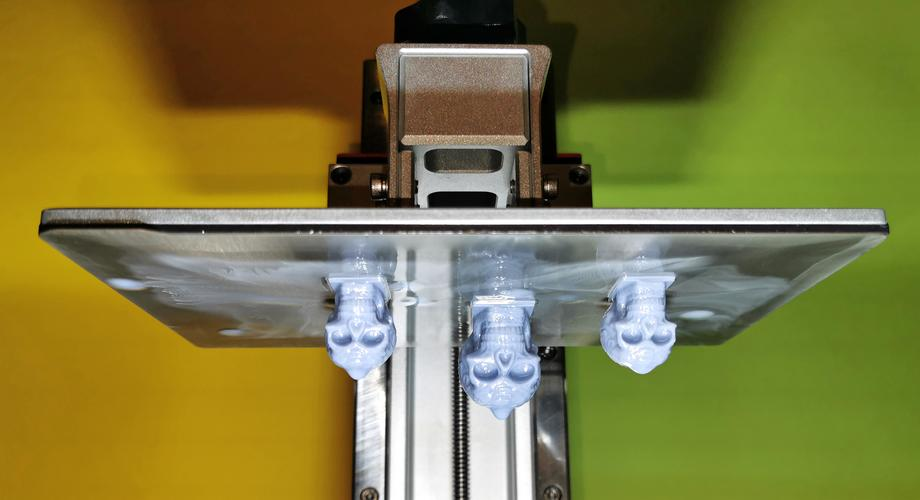 Flexible Druckauflage für SLA-Drucker